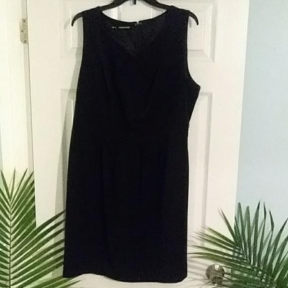 Maurices Dresses | Plus Size Black Dress 18 | Poshmark